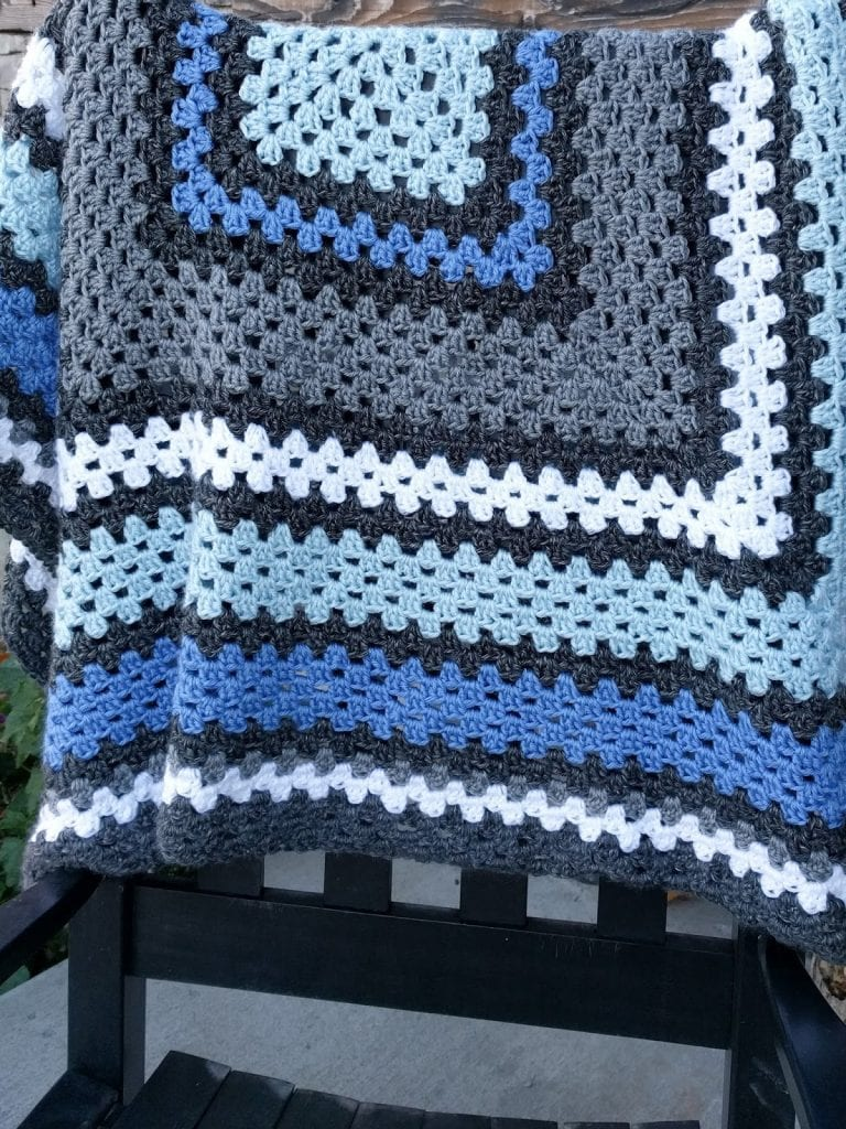how-to-crochet-a-granny-square-blanket
