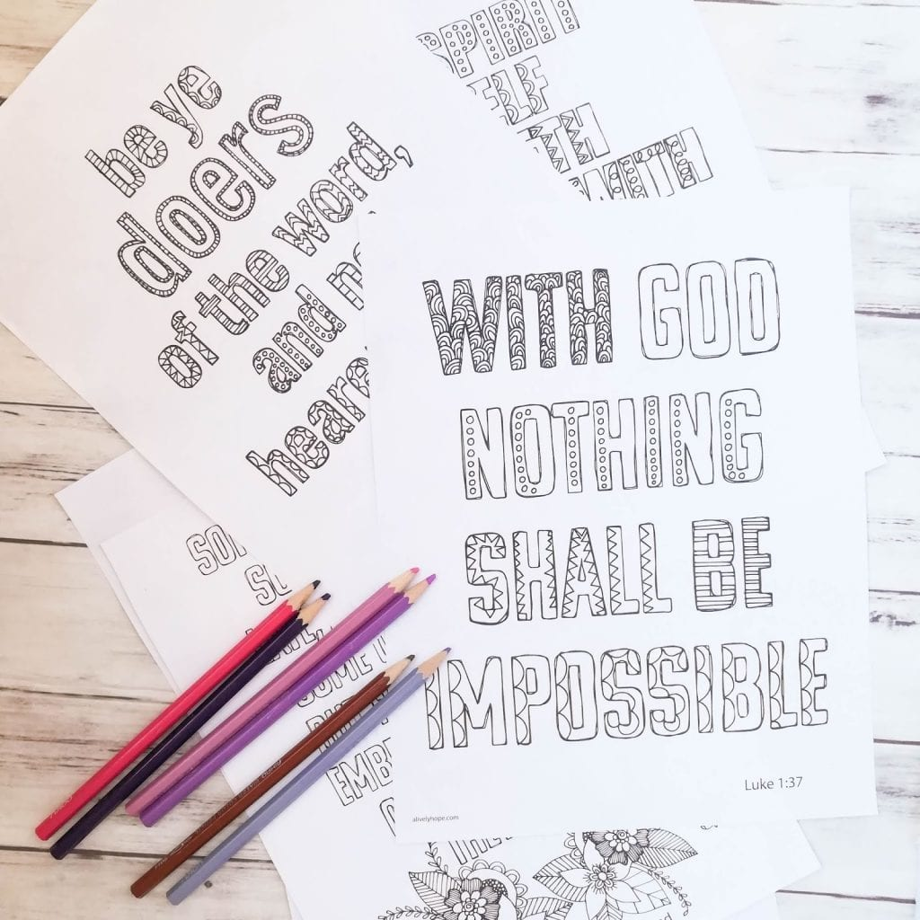 New Testament Coloring Pages | Bible-Printables | 1024x1024