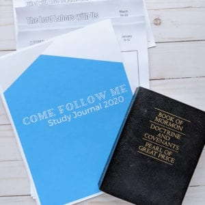 come-follow-me-cfm-study-journal