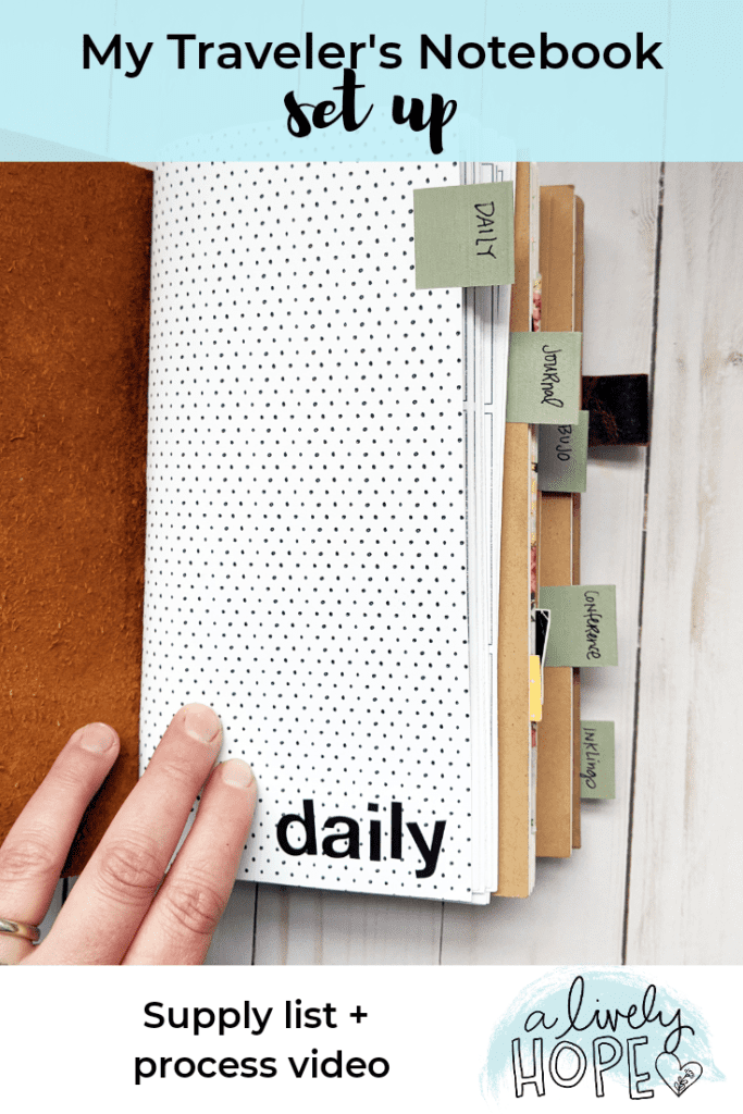 travelers-notebook-bullet-journal