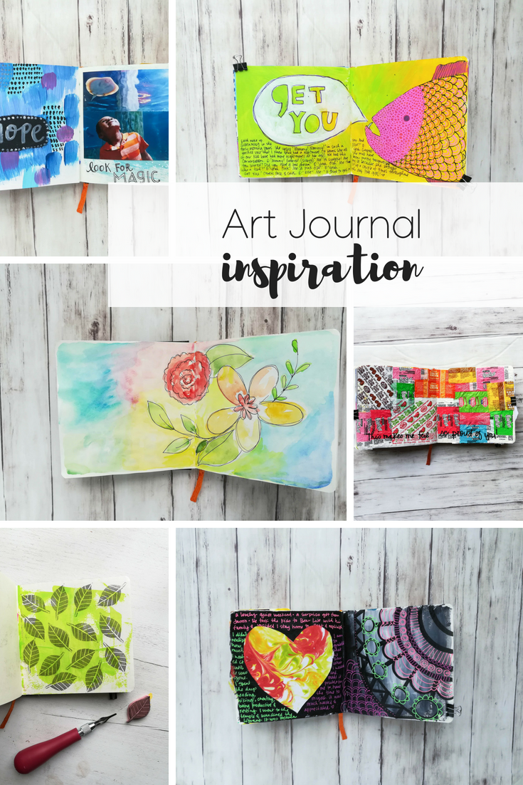 art-journaling-inspiration-video