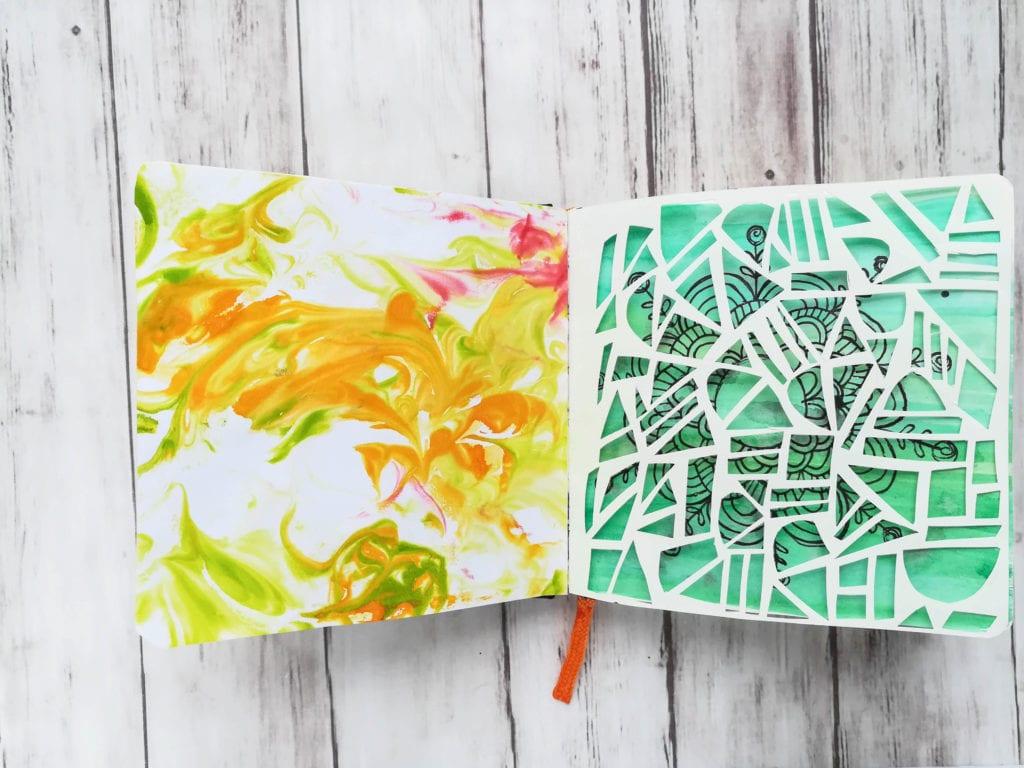art-journaling-inspo