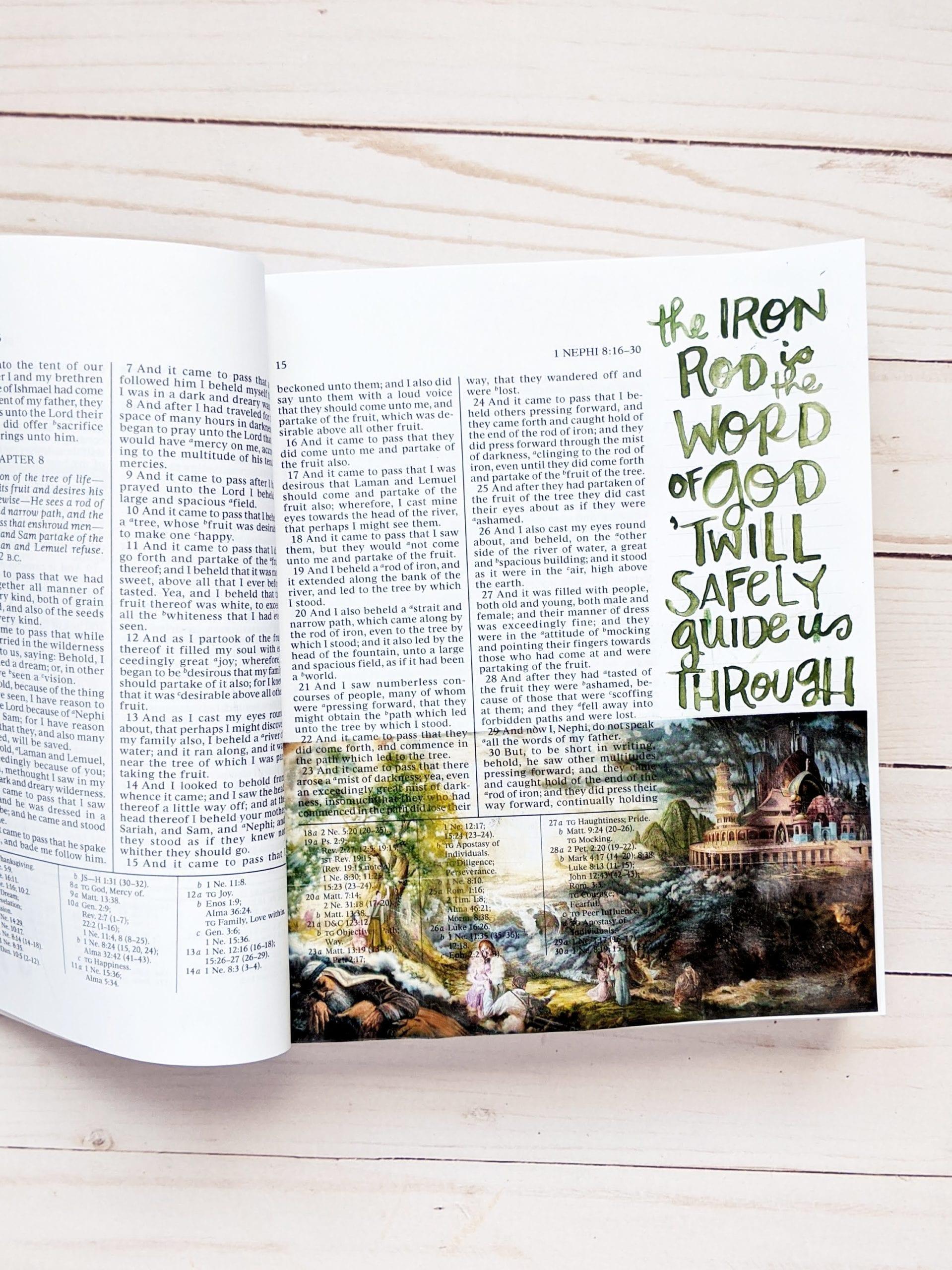 book-of-rmon-journaling