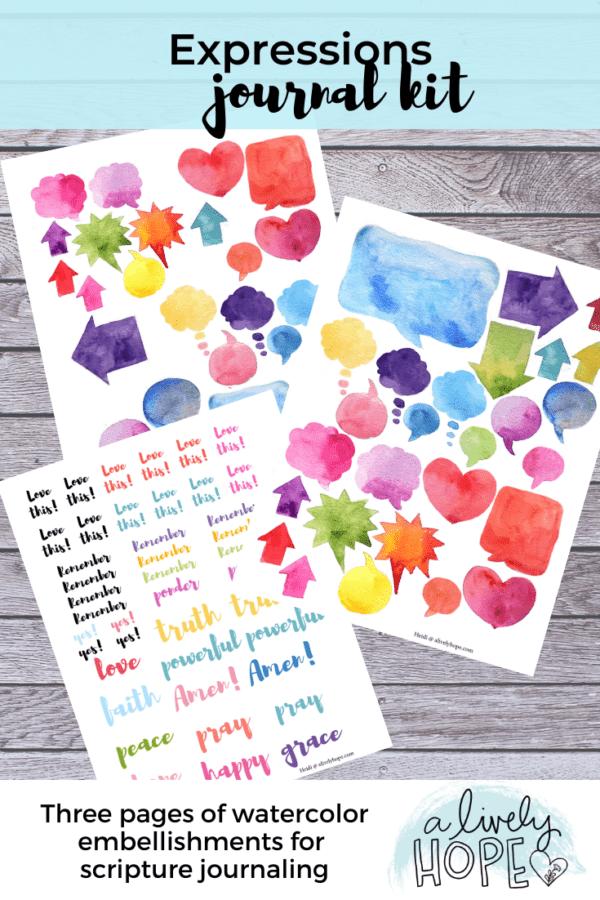 watercolor-journal-kit