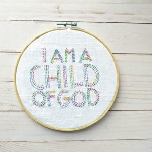 I-AM-A-CHILD-of-god-hand-embroidery-kit