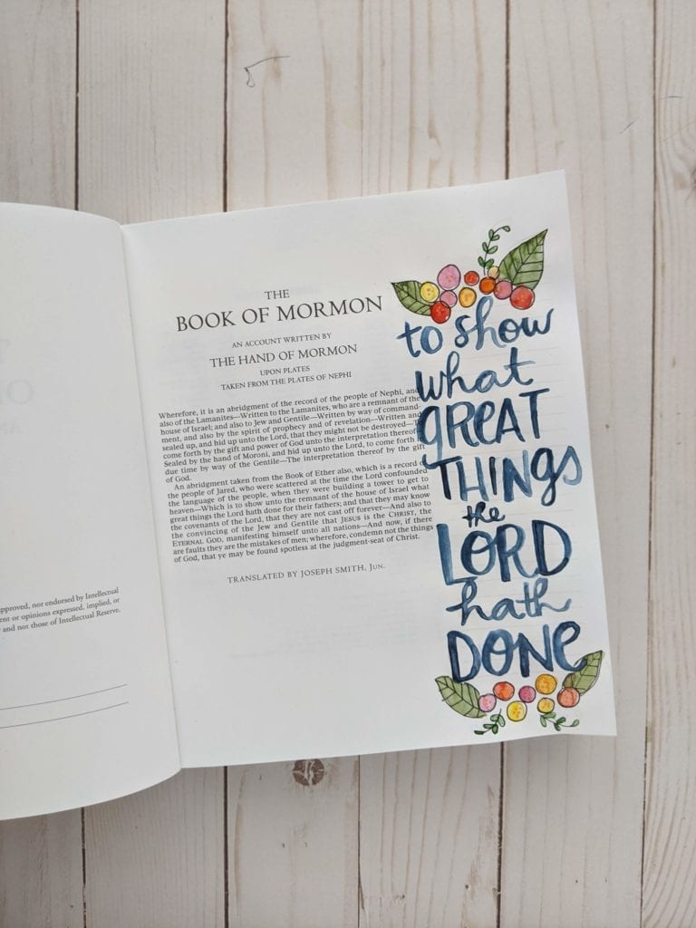 lds-scripture-journal