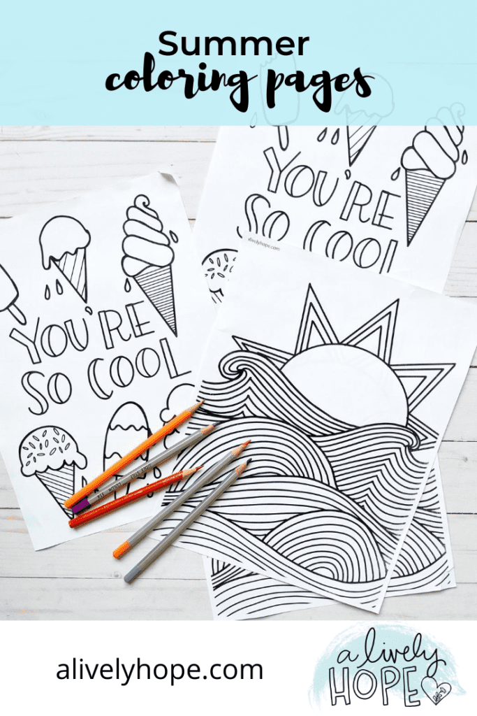 coloring-pages-for-summer
