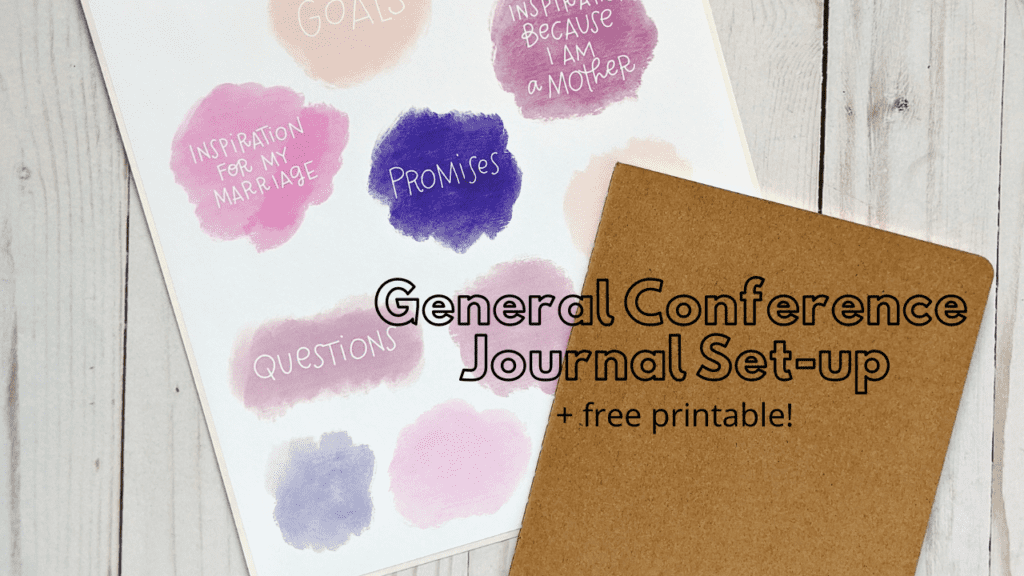 how-to-set-up-a-general-conference-journal