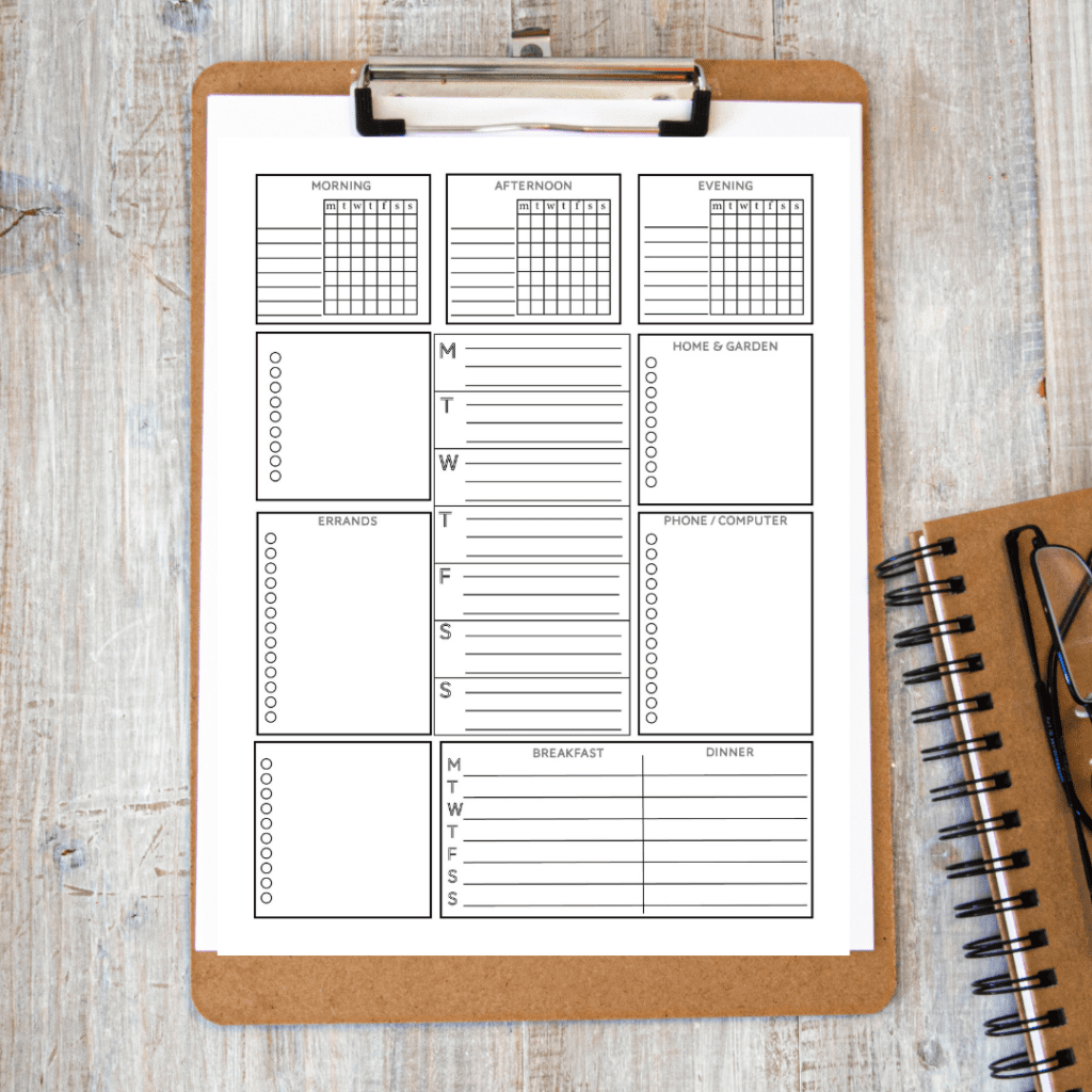 free-printable-planner-page